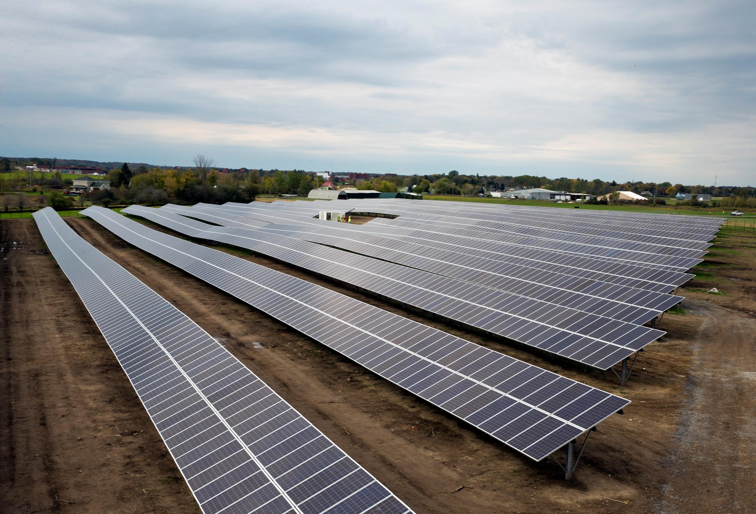 Key Equipment Finance Provides Financing for Community Energy Solar ...