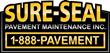 Sure Seal Pavement Maintenance Inc., the GTA's Leading Pavement...
