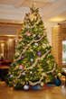 The Four Seasons Resort Maui Christmas tree reflects the rich history and vibrant culture of Missoni