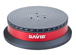 DAVID VISION TURNTABLE FOR 3D SCANNING