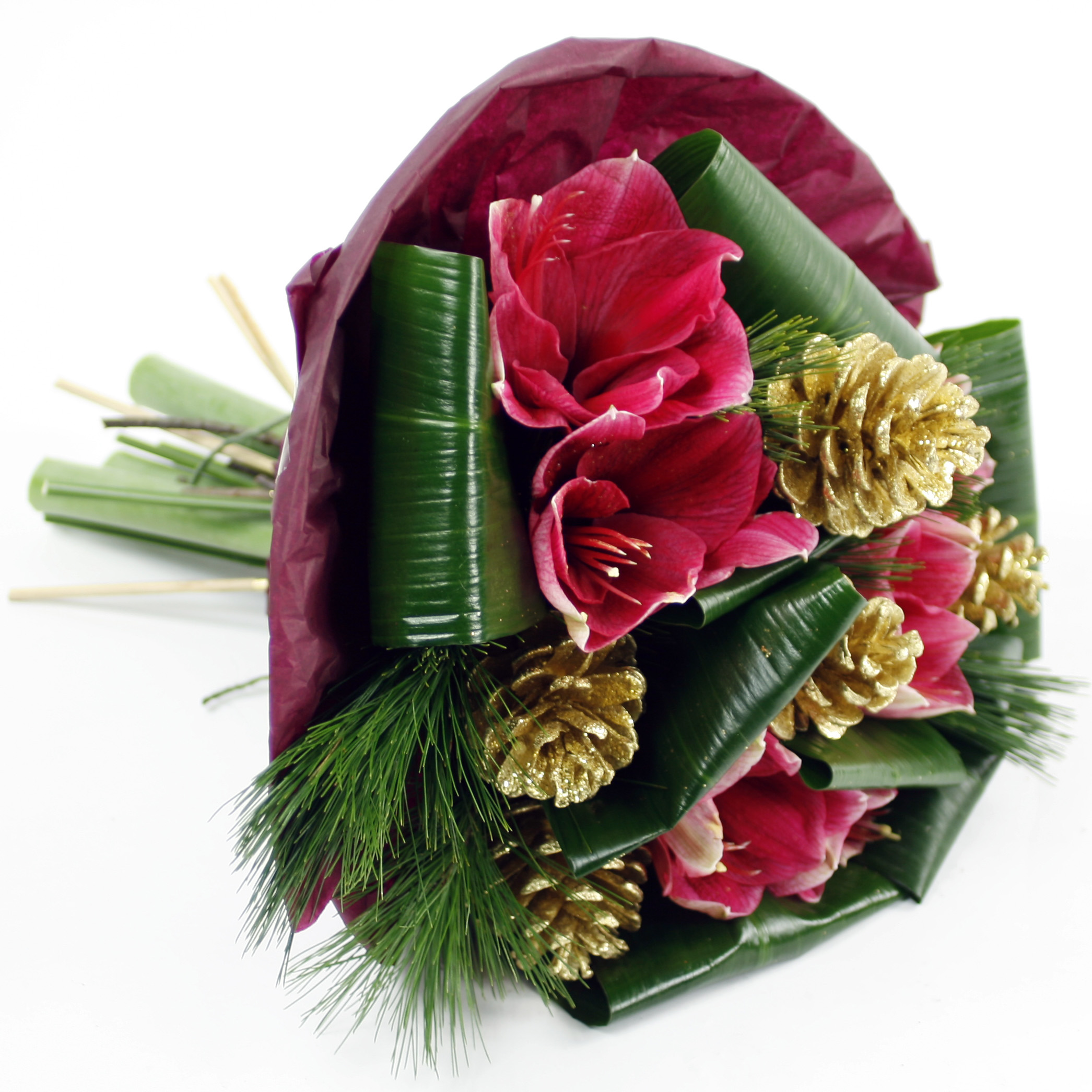 Birthday Flowers London: The Cheery Business Of Christmas Floral Arrangements From