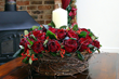 Christmas flowers and Christmas flower arrangements by UK London Florist Todich Floral Design