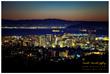 """""""Oakland Uptown - Night"""" by Diallo Mwathi Jeffery"""
