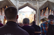 College Seminarians Close Out Semester with Pilgrimage to the Holy...