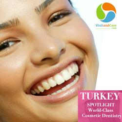 Cosmetic Dentistry in Turkey