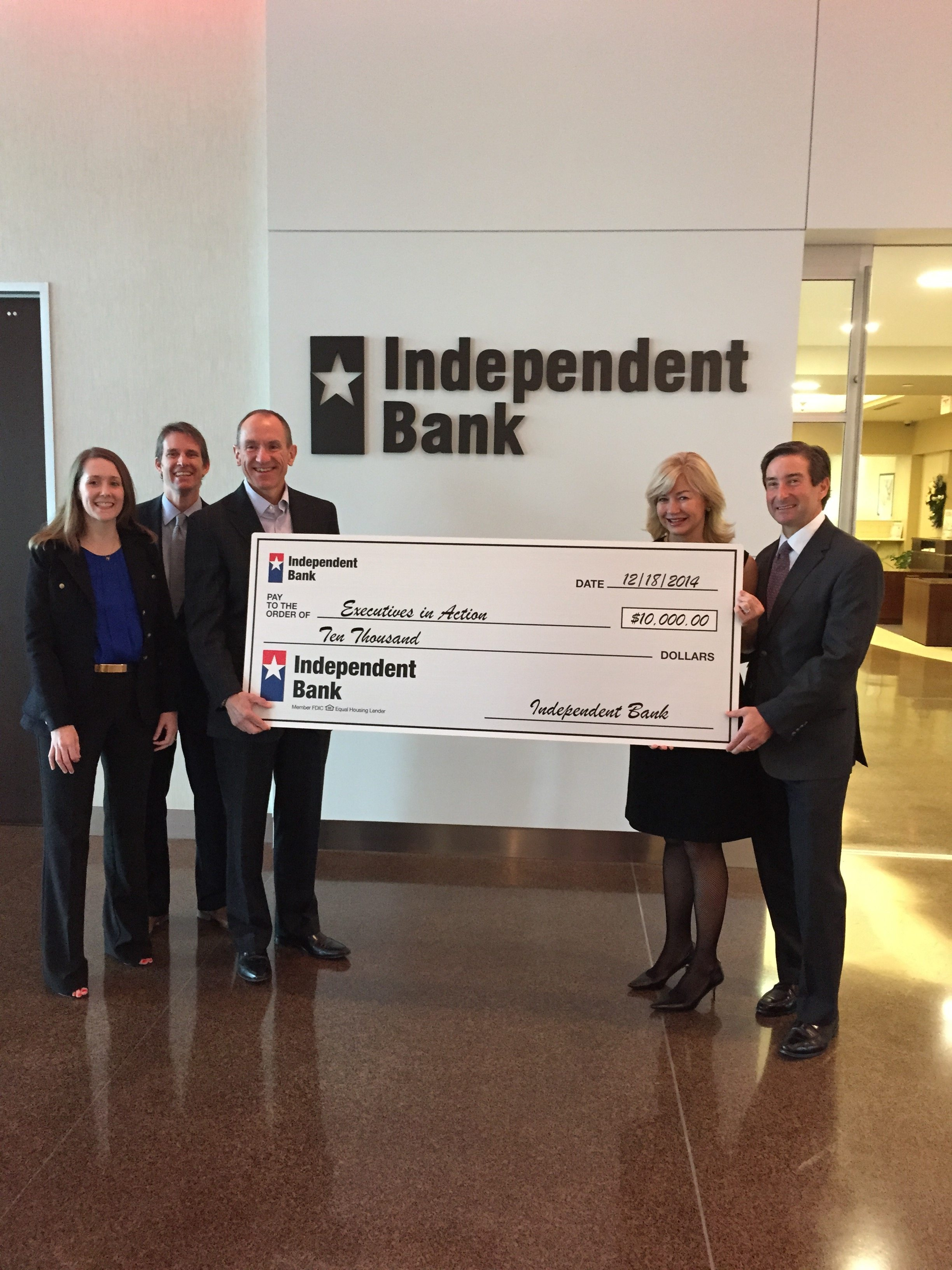 Independent Bank Picture