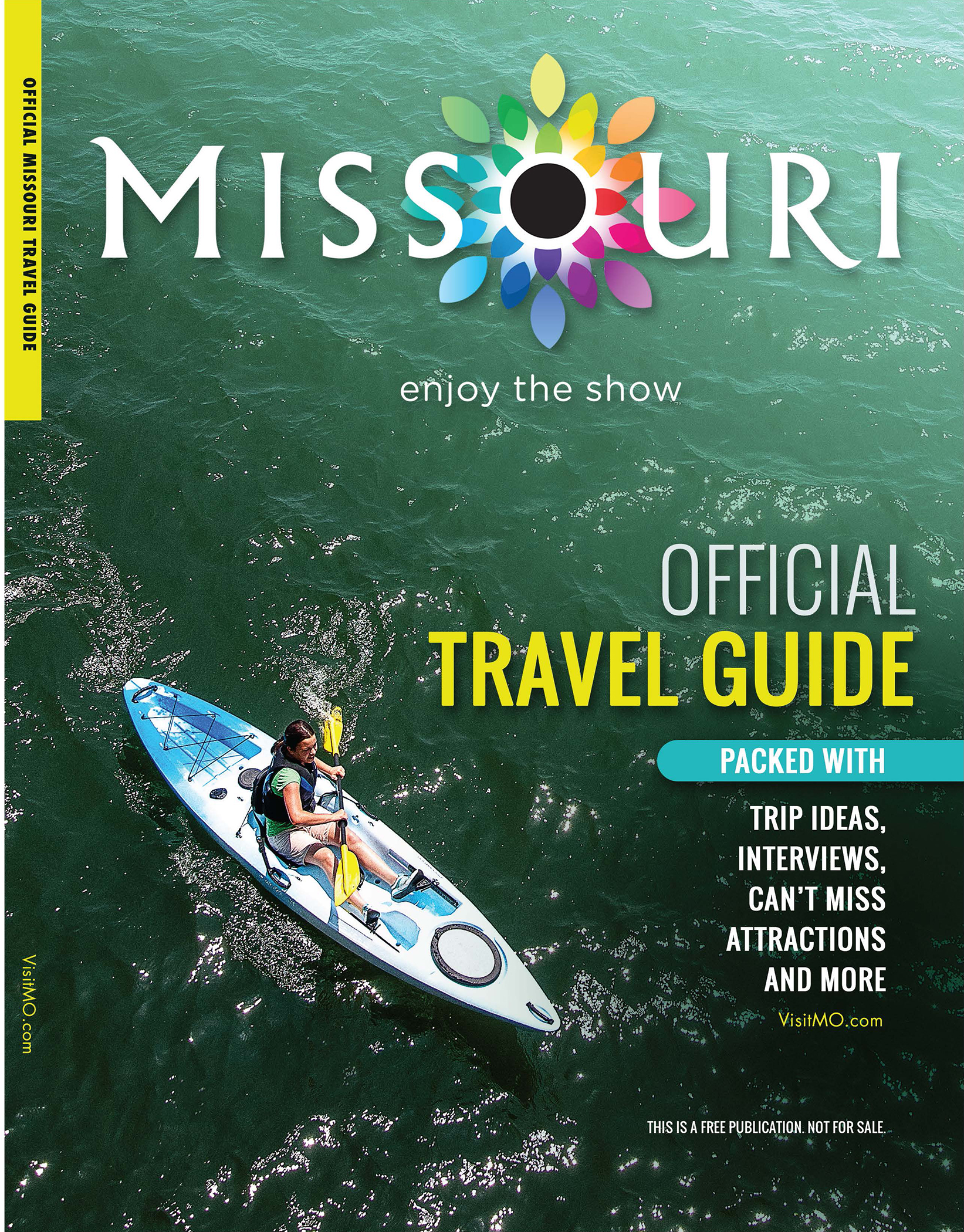 Plan Your Adventure with the 2015 Official Missouri Travel Guide