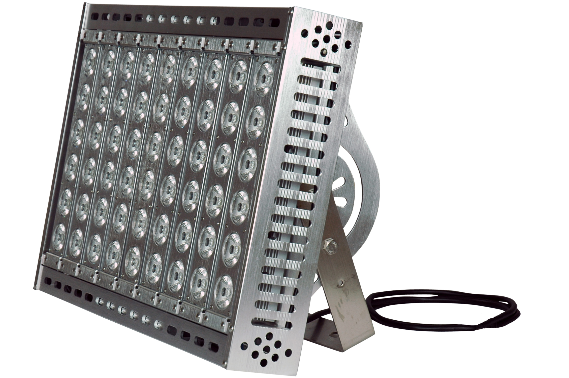 Larson electronics releases a 400 watt high bay led light with 400 watt high bay led light fixture that produces 52000 lumens of lighthigh bay led light fixture with stainless steel mounting brackets arubaitofo Gallery