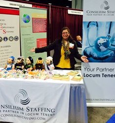 Consilium Staffing's Lisa Holmes, Director of Government Services