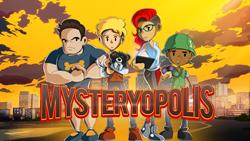 Mysteryopolis Poster