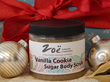 Vanilla Cookie Sugar Body Scrub