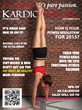 It's here and she's on it! #kardioxercise #kxcalendar #eatright #behealthy