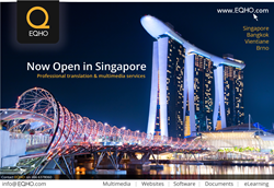 EQHO Globalization Pte. Ltd. Singapore Translation, Localization & Communications Services