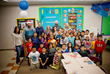 BKA Content Donates Christmas Coats and Books to Mountain View...
