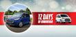 Ford Celebrates the 12 Days of Unminivan