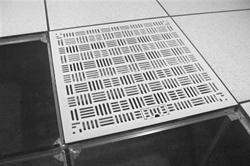 DCR Hi-Flow Air Floor Tile for Data Center Solutions