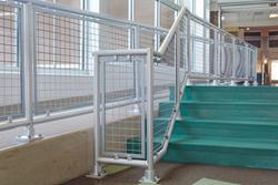 Hollaender Interna-Rail Handrail System