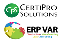ERP Consultant Network Partners with CertiPro Solutions
