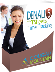 denali 5 package - with TSheets Time Tracking