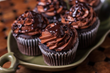 Mini versions of our artisan Fudge Chocolate cake. Try it cream-filled for an elegant touch.