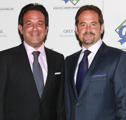 "ACES Baseball Agents Sam and Seth Levinson, recently named #4 on Forbes List of ""World's Most Powerful Sports Agents"""