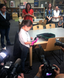Clay Guillory Mechanical Engineer Makes 3D Printed Prosthetic Hand for Colorado Child