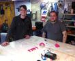 Jeremy Scherb & Sam Kozak CNC Technicians for Diversified Machine Systems Help Make Prosthetic Hand