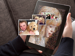 Online Photo Mosaic Tool from Picture Mosaics