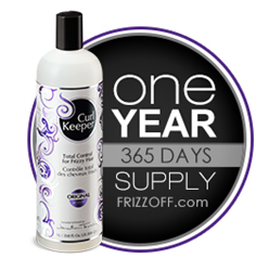 curl keeper origina, frizz control, curly hair solutions
