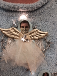 Tandy Wilson Turns Dentist into an Angel