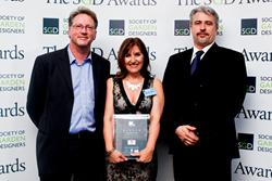 SGD Awards 2013 - CED Stone Group sponsor Judges Award