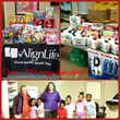 AlignLife of Wauwatosa Brings Joy to Less Fortunate Families