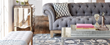 Tufted Furniture - The On-Trend Look with Decorative Details