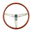 GT Performance Classic Wood Steering Wheel