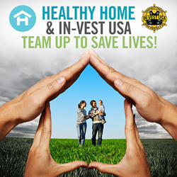 Healthy Home & In-Vest Team Up to Save Lives