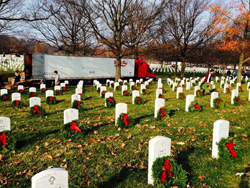 Bay and Bay participates in Wreaths Across America