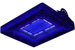 100 Watt Ultraviolet LED Light that produces light in the 365 NM range