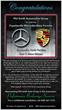 Phil Smith Automotive Group Acquires Mercedes-Benz Porsche Dealership...