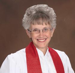 Bishop Peggy Johnson