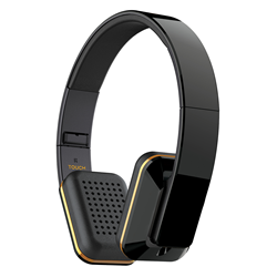 MEElectronics Air-Fi® Touch Advanced Bluetooth Wireless HD Headphones with Touch Control and Headset Functionality