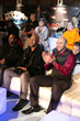 Mike Tyson & Amer Abdallah at a Lace Up Promotions event in Lockport, NY.