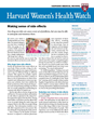 Making sense of drug side effects, from the January 2015 Harvard Women's Health Watch
