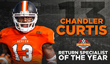 Chandler Curtis - 2014 CFPA FCS National Return Specialist of the Year