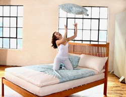 All-Natural latex mattresses provide a healthy, comfortable and chemical-free alternative to traditional sprung mattresses