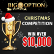 BigOption Launches Its Binary Options Trading Competition for the...
