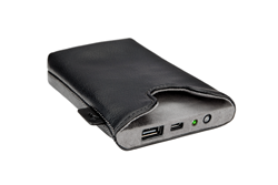 ampere is the world's first smart wireless charger phone sleeve, for Nexus, Samsung and iPhone, launching on Kickstarter Jan 15, 2015