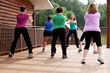 Brookhaven Retreat Encourages Regular Exercise In December
