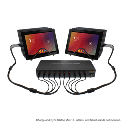 Aleratec-5-Device Snake-Cable-Micro-USB-to-USB-390124