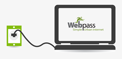 Webpass is a San Francisco-based Ethernet Internet Service Provider offering residential Internet connections from 100 to 200 Mbps and business Internet connections from 10 to 1000 Mbps.