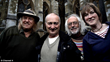 Phil Harding (Left), Tony Robinson, Mick Aston, Helen Geake (Right)